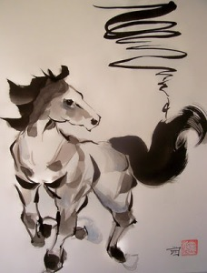 zen-horse