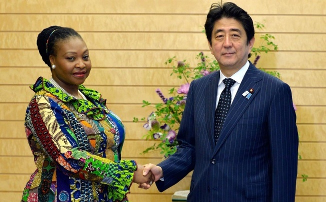 JAPAN_-_AFRICA_-_Shinzo_Abe_and_african_leader