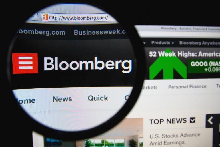 bloomberg-web-site-shutterstock