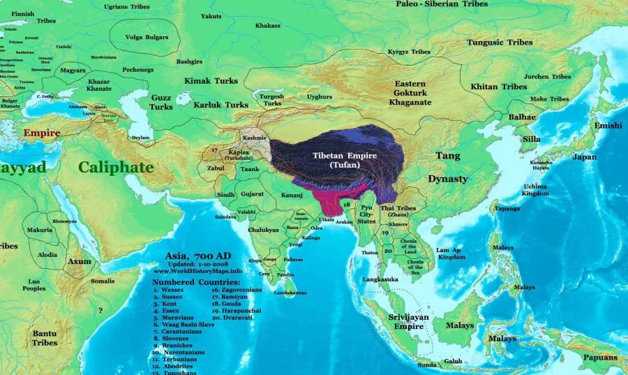 Tibet_700ad