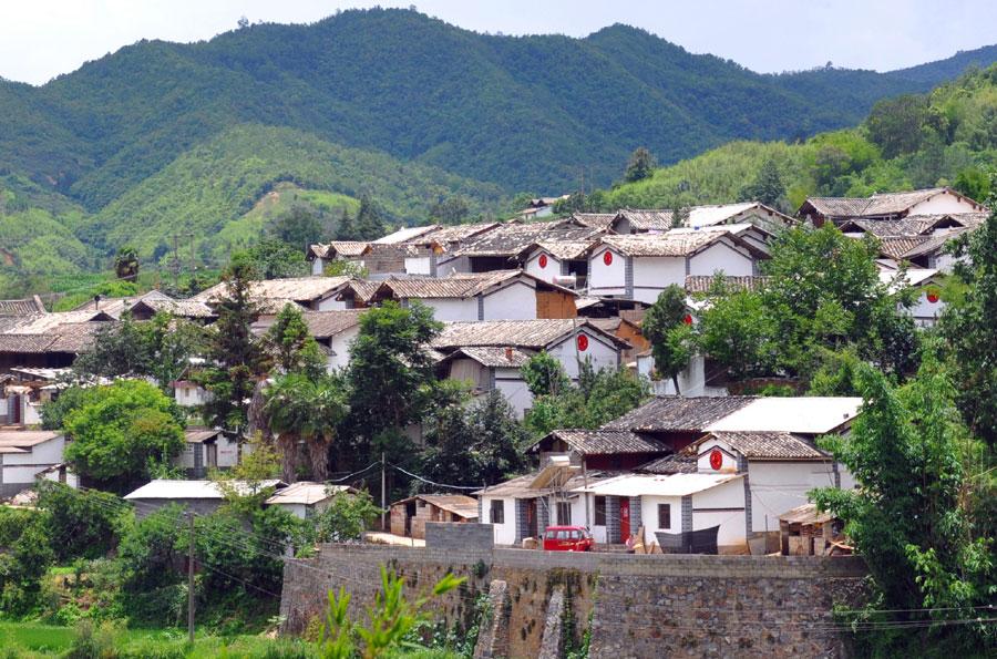 8. Tuzhangfang (土掌房),