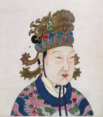 A_Tang_Dynasty_Empress_Wu_Zetian