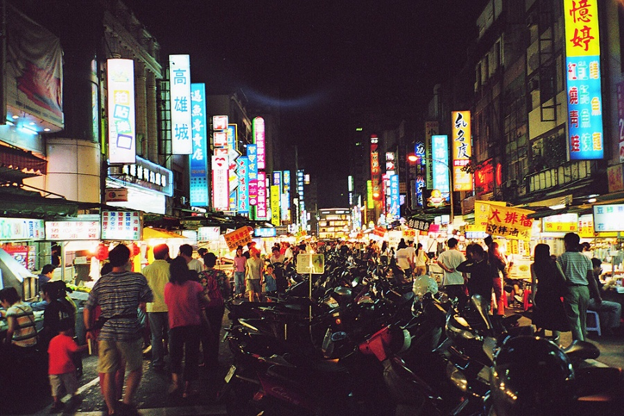 Liouho-Night-Market-Kaohsiung