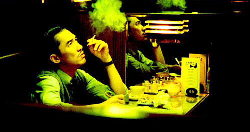 """Happy Together"", reż. Wong Kar-wai (1997)."