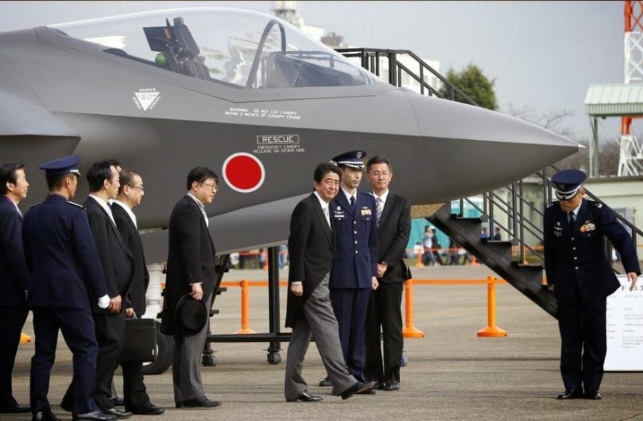Japonia do tej pory jako jedyny sojusznik Stanów Zjednoczonych dostałzgodę na zakup F-35.