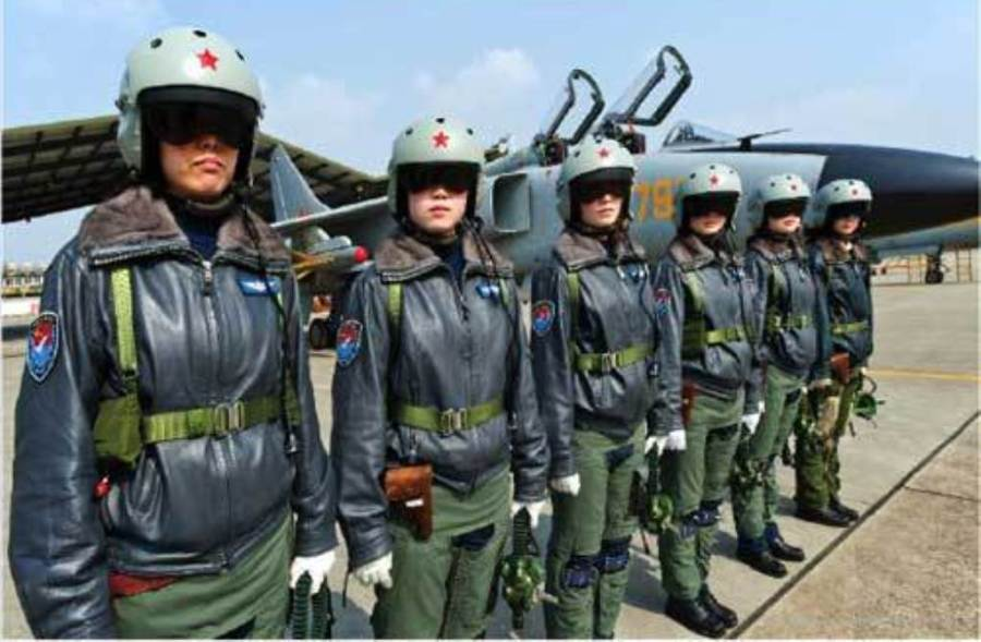 People's Liberation Army Naval Air Force (PLANAF)
