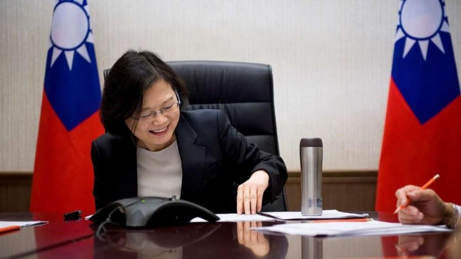 tsai-trump